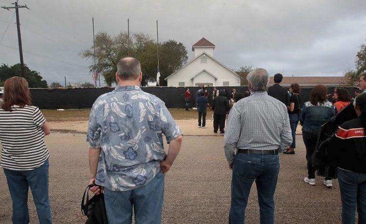 First Baptist Church Opens To Public, Week After Mass Shooting Inside The Church