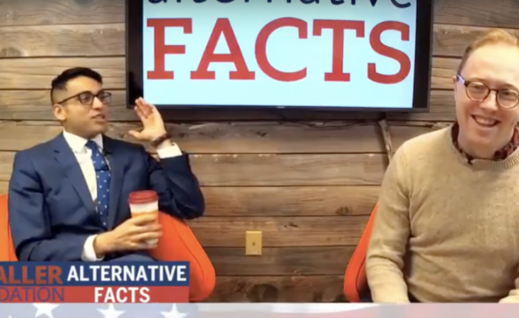 Alternative Facts episode 20. (Screenshot)