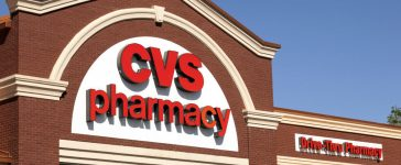 FORT WORTH, USA - APR 6, 2016: A CVS Pharmacy Store in the city of Fort Worth. (Photo: ShutterStock/Phillip Lange)