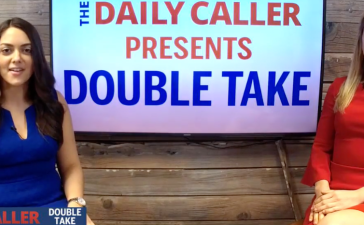 Julia Nista and Amber Athey On Double Take (The Daily Caller)