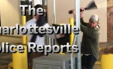 The Charlottesville Police Reports Screen shot/brightcove