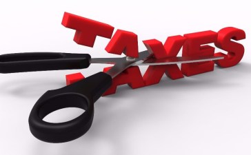 tax cut Shutterstock/Solcan Design