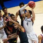 NCAA Maryland UConn Basketball