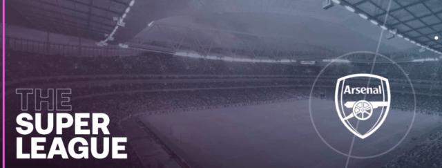 The European Super League - Arsenal