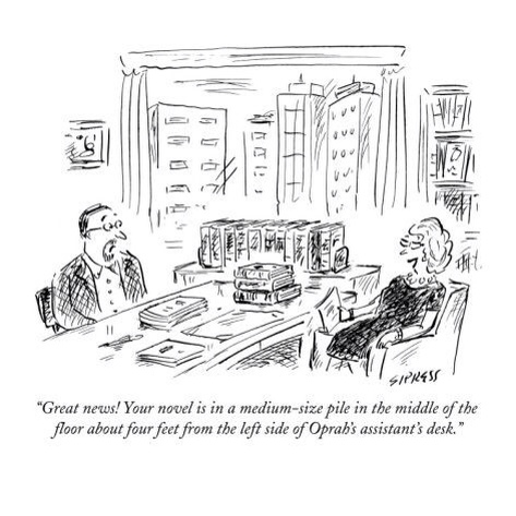 New Yorker Cartoon By David Sipress