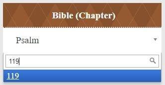 BibleMenu7