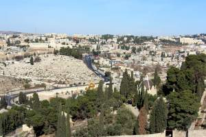 Jealousy In Israel Because Of The Gentiles