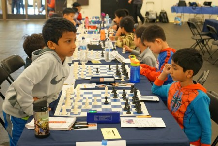 2015 SPFNO U8 Boys Results(Photo by Paul Truong)