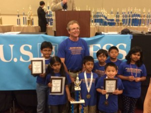 The MSJE Chess Team wins another National Championship!