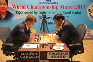 The Chess Match of the Century! (photo courtesy of http://susanpolgar.blogspot.com/)
