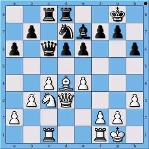 Carlsen can afford to play slow moves because Anand is not threatening anything.