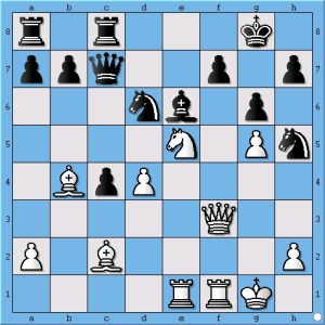 Move 24: How did Morozevich(white) destroy Anand's king safety.