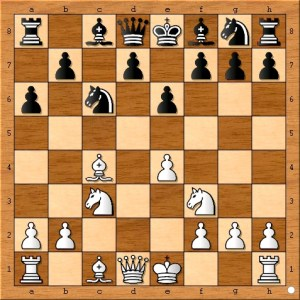 "This is the first sign that Susan Polgar's opponent has seen the Smith-Morra Gambit before. Decades after this game was played, IM Tim Taylor recomended this line of defence in a very well researched and popular book. Black's idea with the ""Taylor System"" is to simply prevent white's knight from creating problems by advancing to b5. Objectively speaking, this seems to be black's best scoring line."