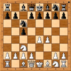 The Grand Prix Attack is one of white's deadliest weapons against the Sicilian Defence!