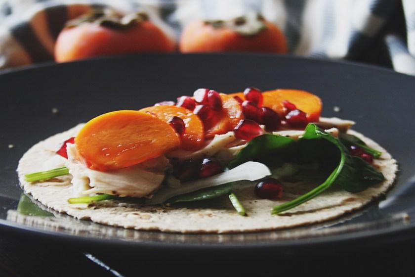 persimmon-chicken-salad-wrap-4