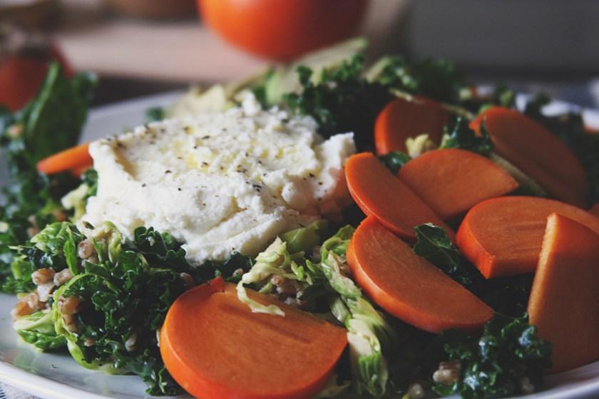 persimmon-kale-winter-salad-4