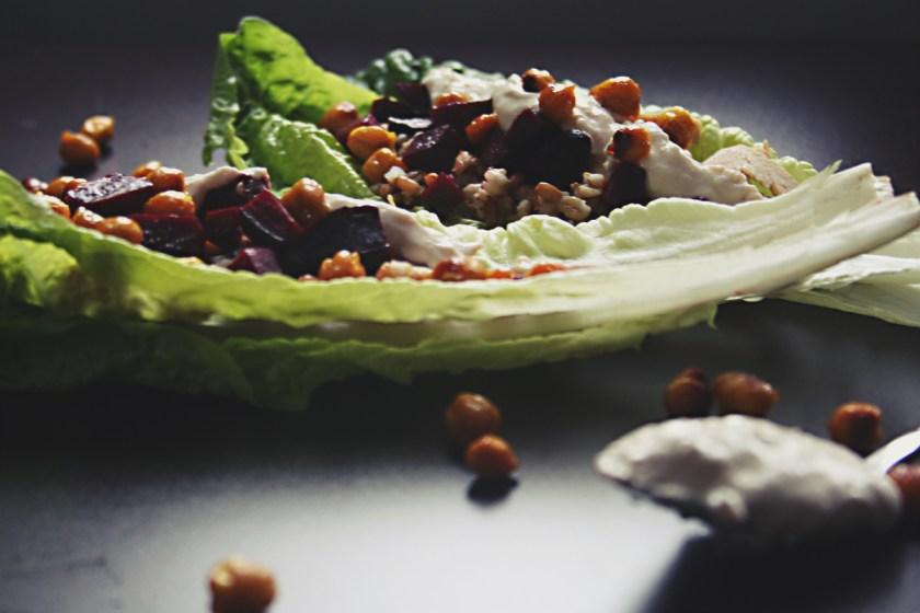 beet-chicken-lettuce-wrap-11