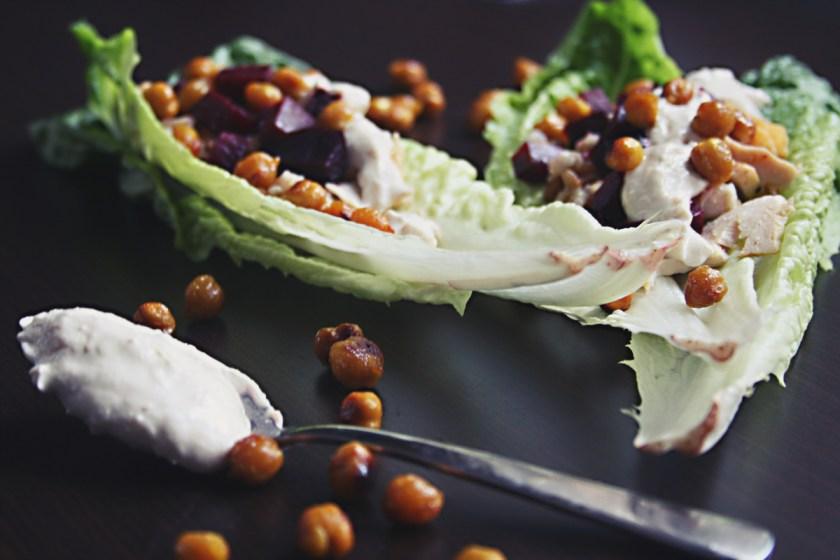 beet-chicken-lettuce-wrap-9