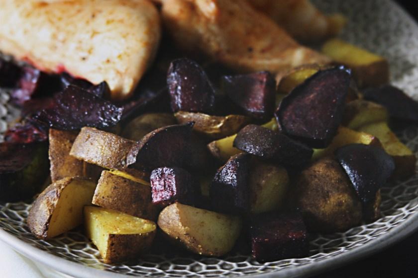 chicken-beets-potatoes-tahini-yogurt-sauce-10