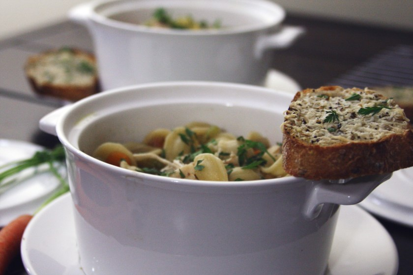 chicken-noodle-soup-parmesan-toast-8