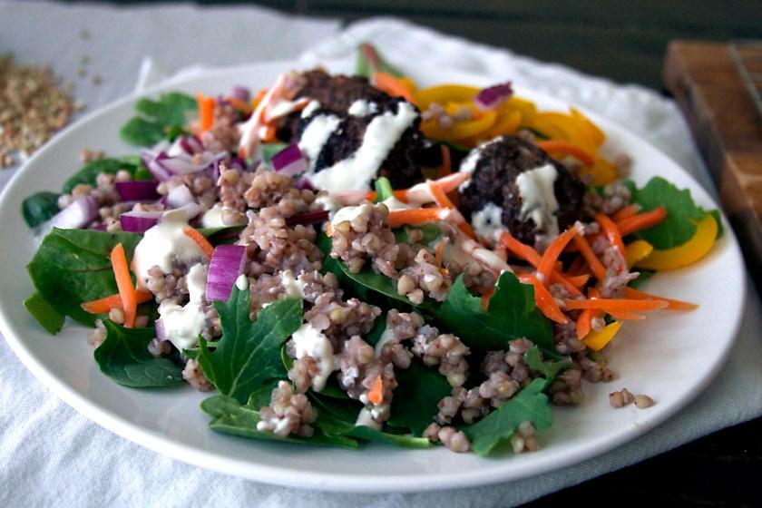 venison-kofta-meatballs-salad-2