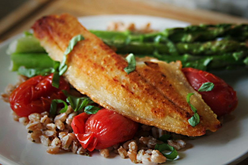 pan-fried-walleye-farro-tomatoes-2