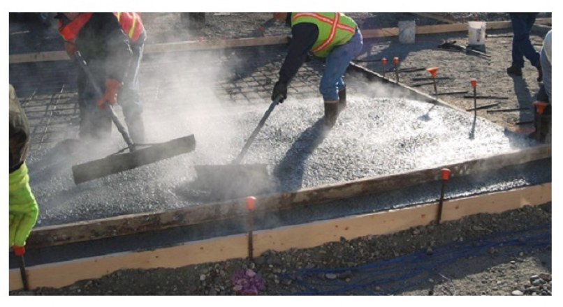 Precautions For Concreting In Cold Weather