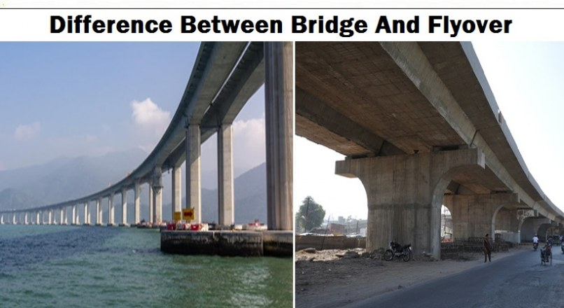 Difference Between Bridge And Flyover