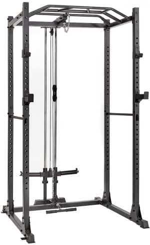 best power rack with lat pulldown 2021