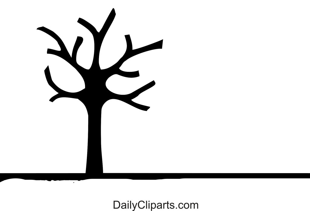 Bare Tree Clipart Daily Cliparts