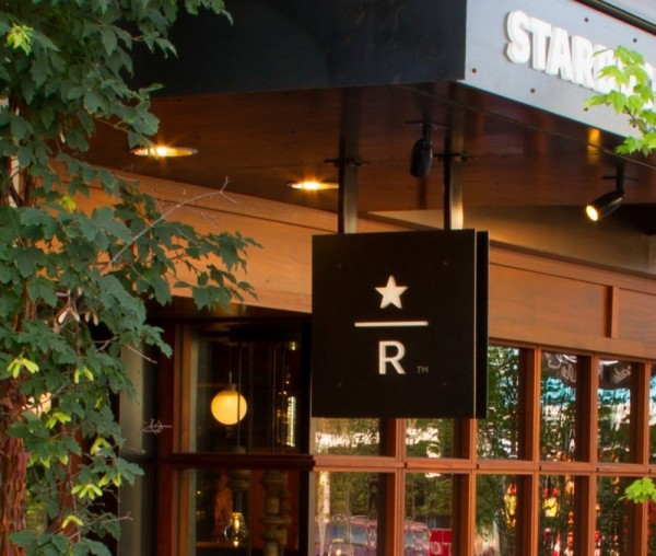 Starbucks Reserve.