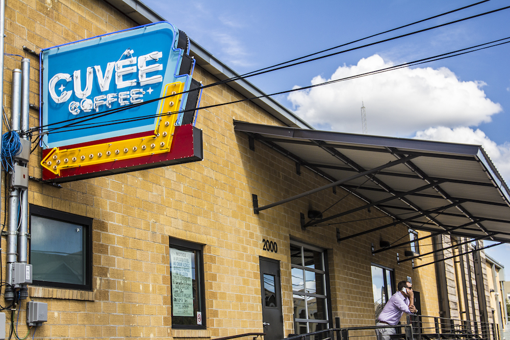 After 17 Years of Note-Taking, Cuvee Coffee Opens Stunning First Bar in Austin - Daily Coffee ...