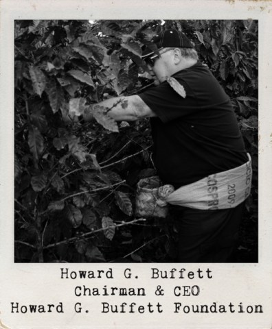 Underwriter Howard G. Buffet