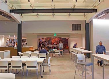 Hanhaus Palo Alto. Photo courtesy of SAP SE.