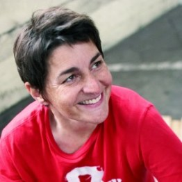 Isabelle Legeron, Director, RAW – a Division of That Crazy French Woman, Ltd.