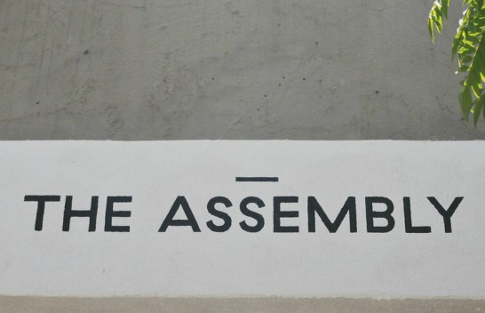 The Assembly in West Hollywood. Photo by Amparo Rios.