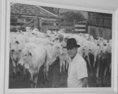 Julia's grandfather Nelson Alves Peixoto