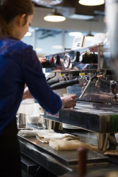 Avoca Coffee Roasters Fort Worth Texas
