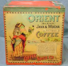 """Siftings Coffee """"Orient"""" Blend"""