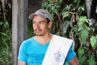 Luis Ernesto Nieto of Los Aguacates