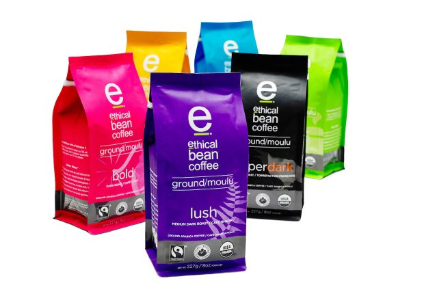 ethical bean coffee photo
