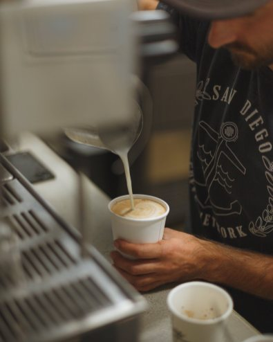 Photo by Torey Philipp, courtesy of Refuge Coffee.