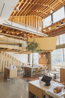 Verve Coffee Los Angeles interior