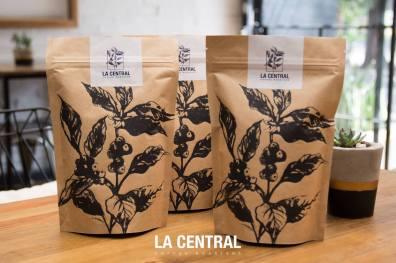 La Central de Cafe bags