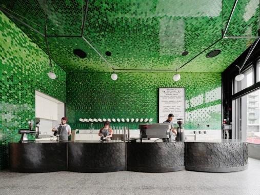 The Crown coffee bar