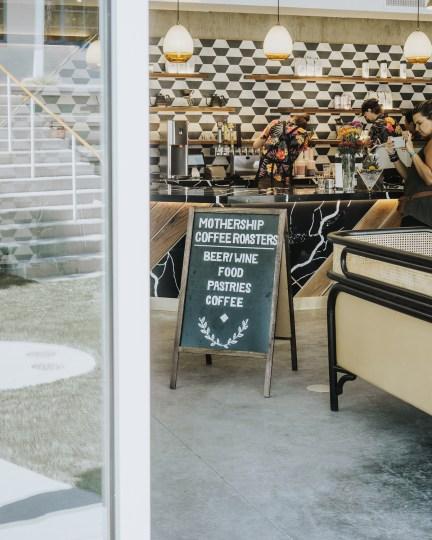 Mothership Coffee Las Vegas