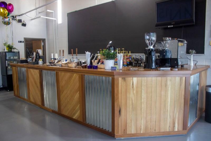 Column 15 cold brew bar 1