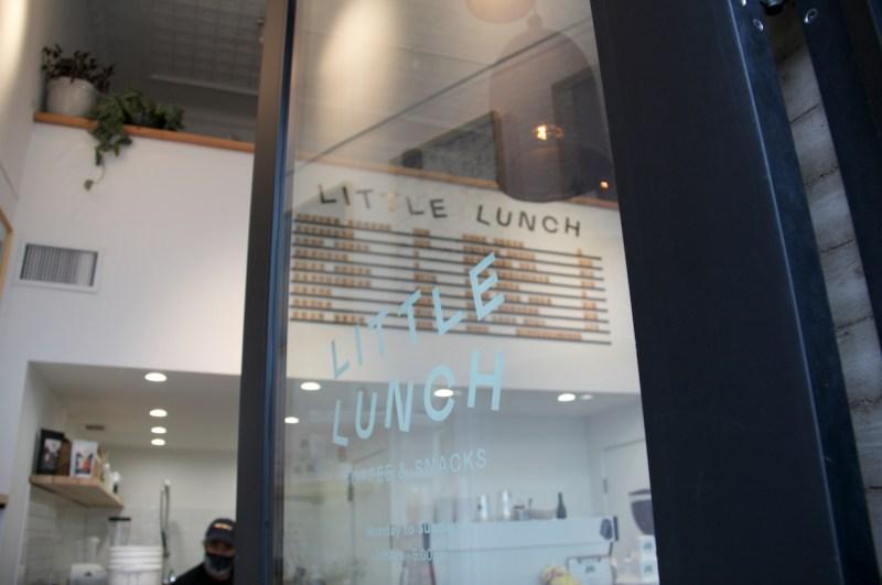 Little Lunch Coffee Venice LA