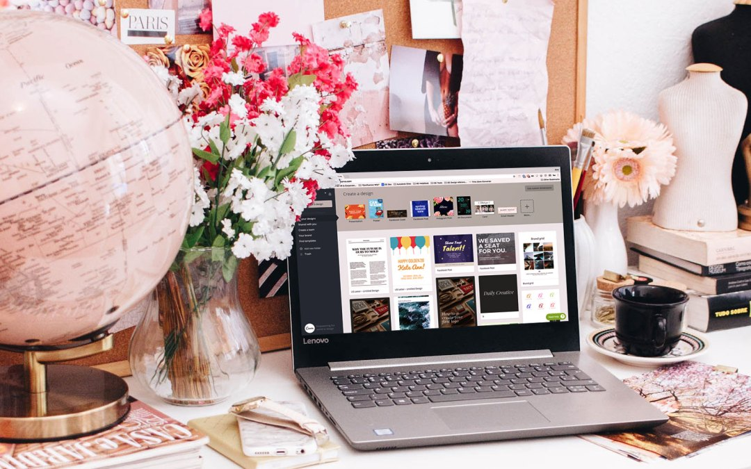 How to choose the right Canva template for your leadmagnet