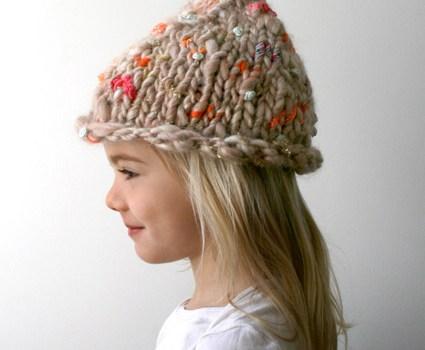 Crazy expensive but super fun yarn